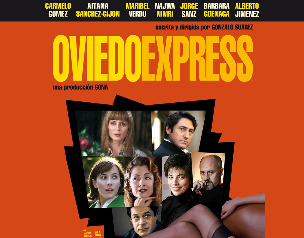 Oviedo Express película