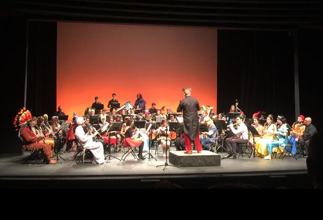 Concierto por la infancia a favor de UNICEF de la Banda Sinfónica de Torrelodones